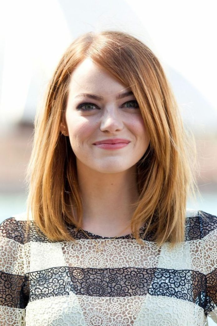 shoulder-length-straight-hair