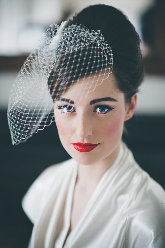 25 classic and beautiful vintage wedding hairstyles - haircuts