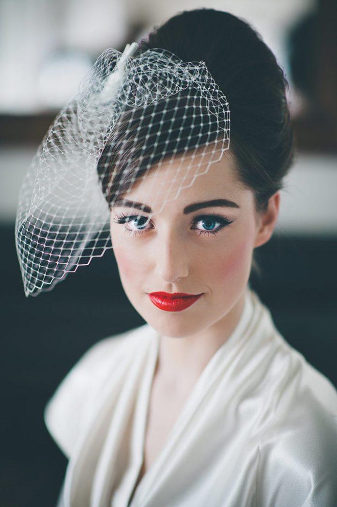 1950's Wedding Hairstyles