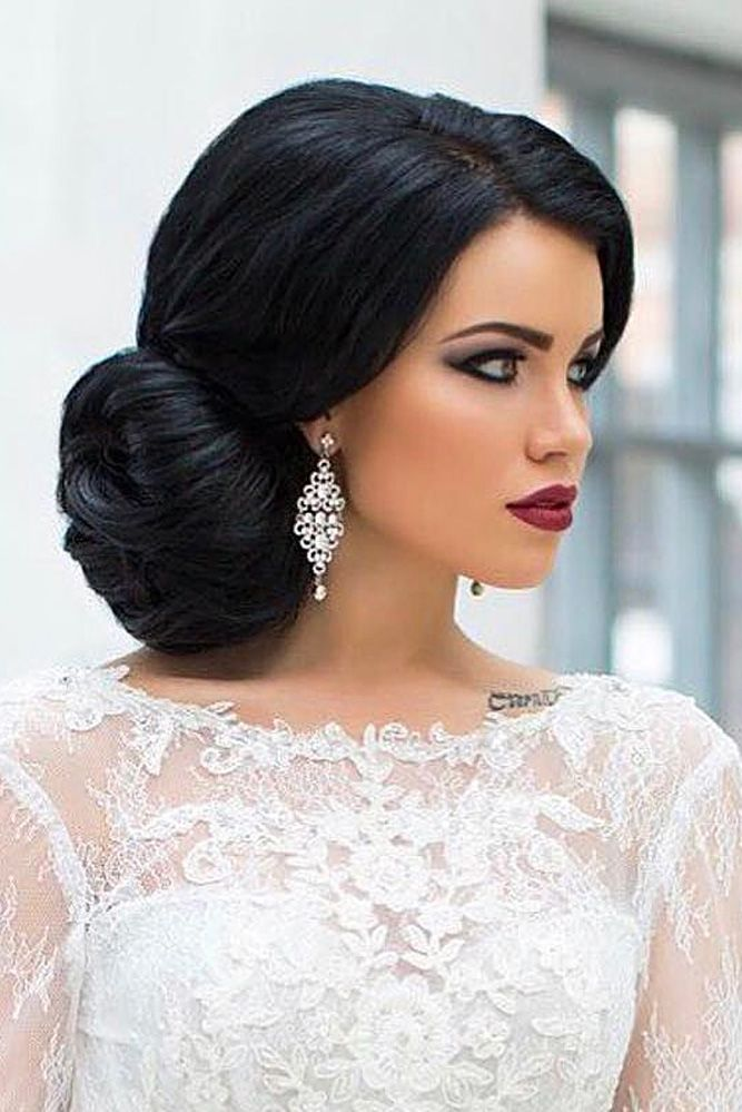 25 Classic And Beautiful Vintage Wedding Hairstyles Haircuts Amp Hairstyles 2018
