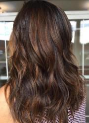 glamorous long layered hairstyles