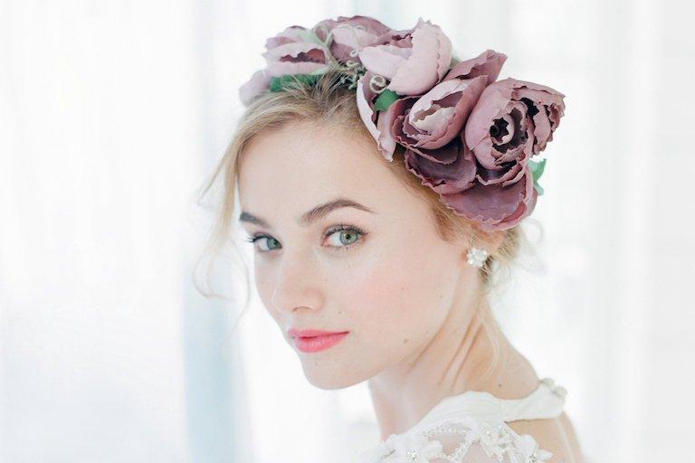 25 Trendy And Beautiful Beach Wedding Hairstyles
