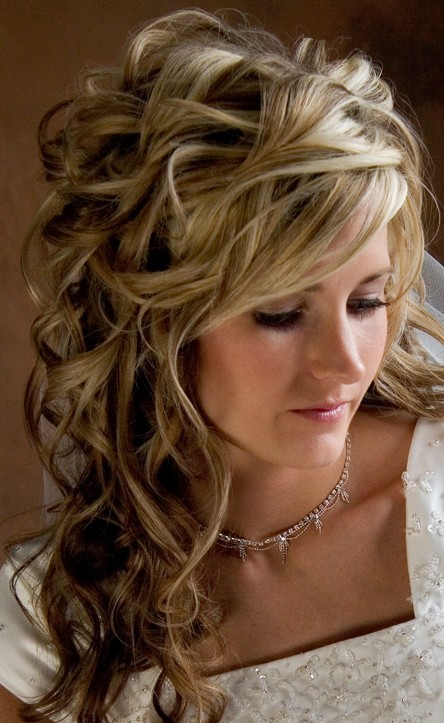 Long Wavy Curly Hairstyle