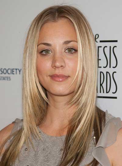 Blonde Layered Haircut