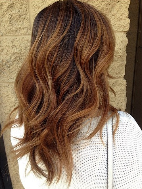 Chestnut Waves