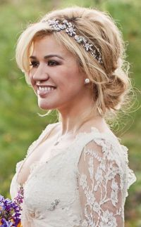 25 Most Coolest Wedding Hairstyles with Headband ...