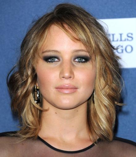 Medium Blonde Hair with Layers