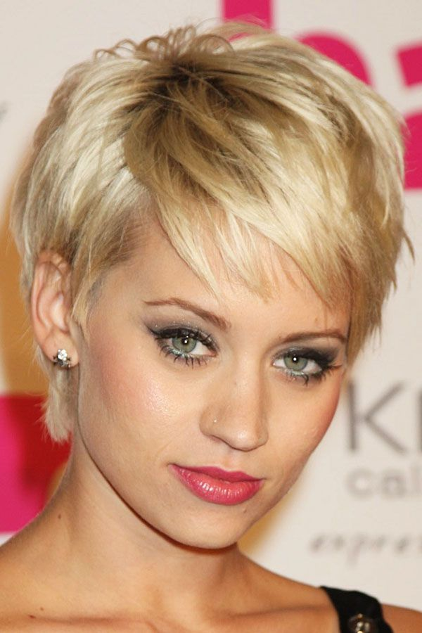 Short Layered Pixie