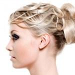 30 Medium Updo Hairstyles For Women To Look Stunning