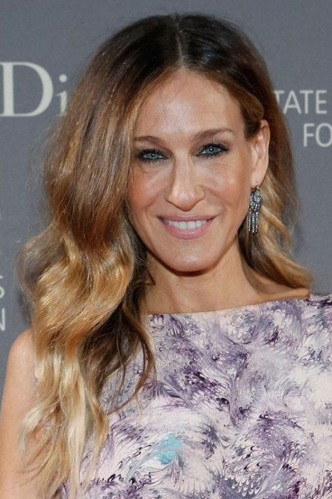 Ombre Long Hair with Waves