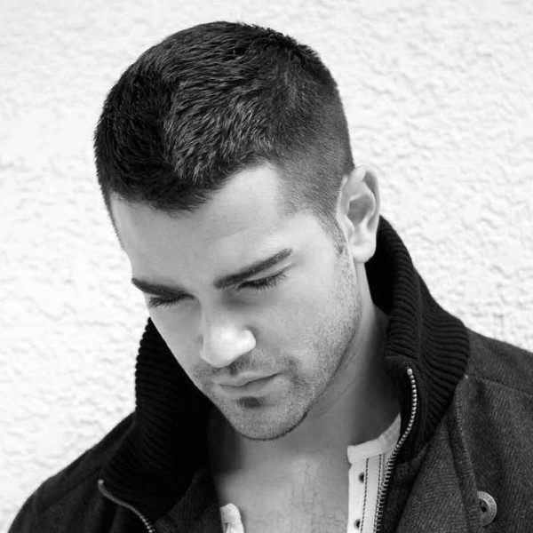 Short Hairstyle for Men with Thin Hair