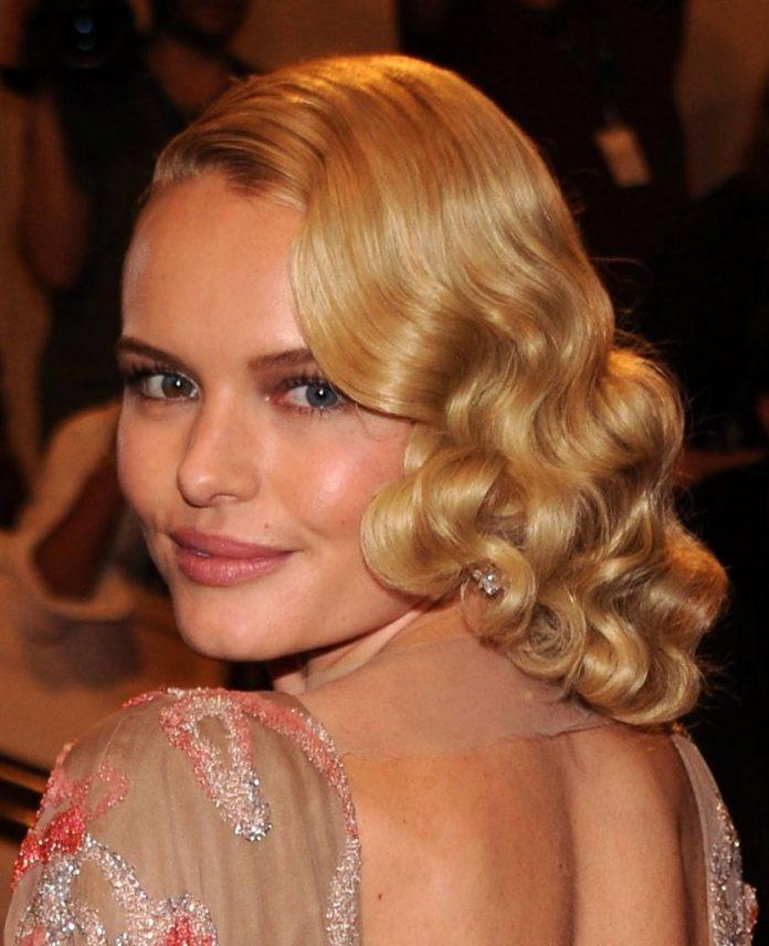 Finger Curls for Medium Length Hair
