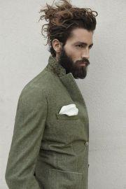ponytail hairstyles men