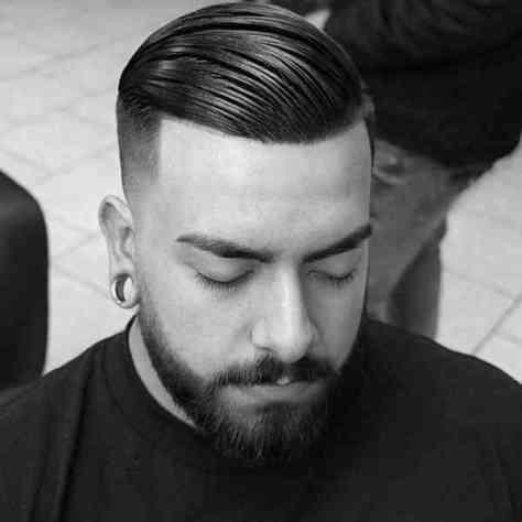 Comb Over Fade Haircut