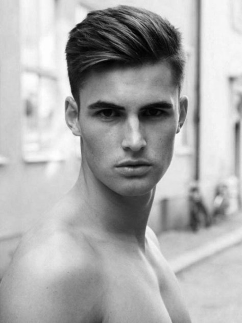 Haircut for Men with Thick Hair