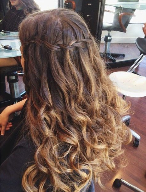 Cool Homecoming Hairstyles For Long Hair To Glam Your Look Cool
