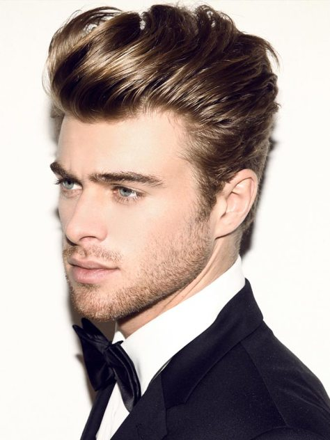 Men's Quiff Hairstyle