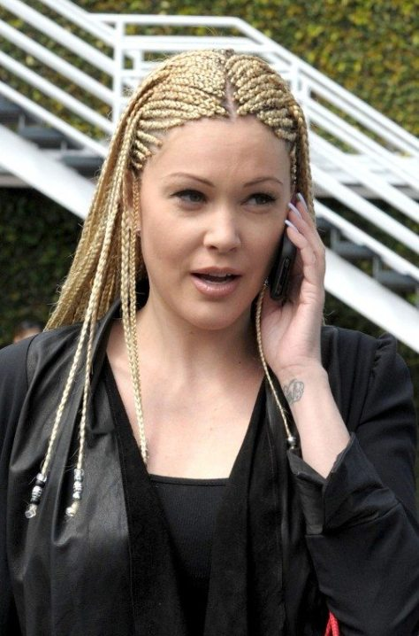 Cornrow Hairstyles for Long Hair