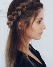 beautiful plait hairstyles