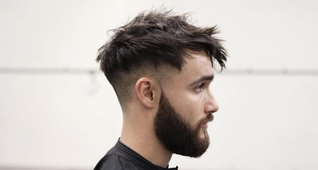 16 Men S Messy Hairstyles For Spiffy Look Haircuts
