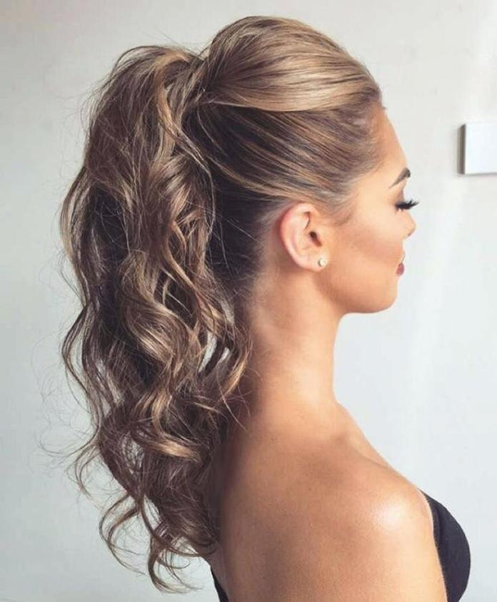 Long Formal Hairstyle