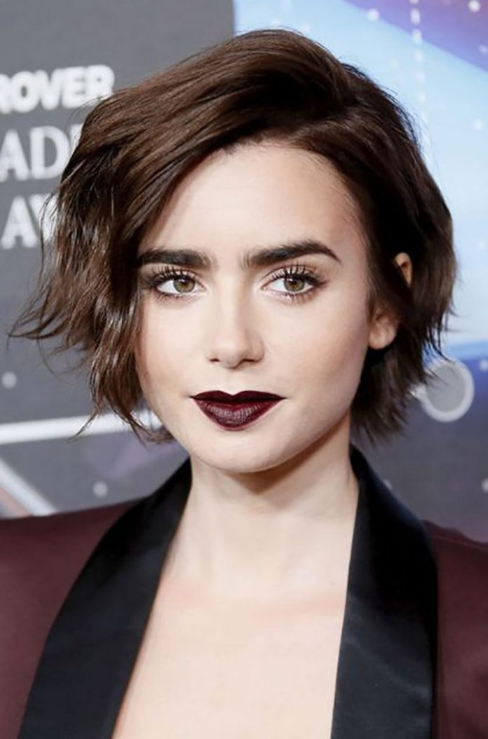 Short Hairstyle for Summer