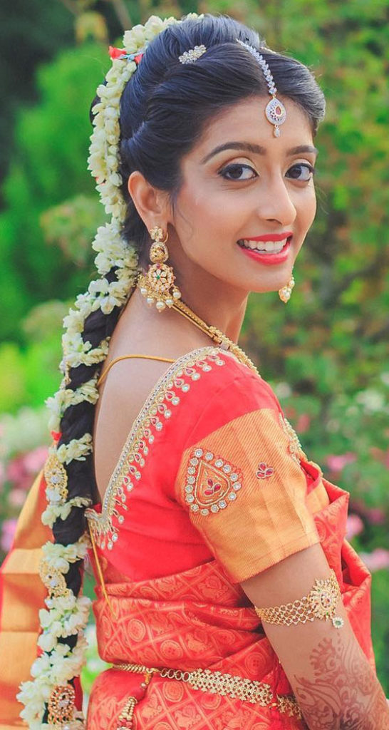 20 Indian Hairstyles For An Ultimate Diva Look - Haircuts ...