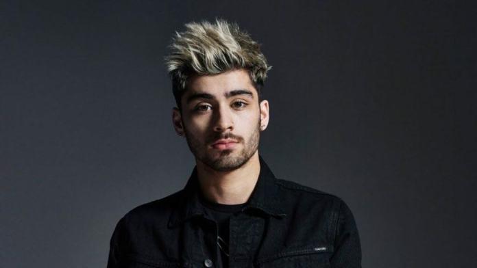 Zayn Malik Hairstyle