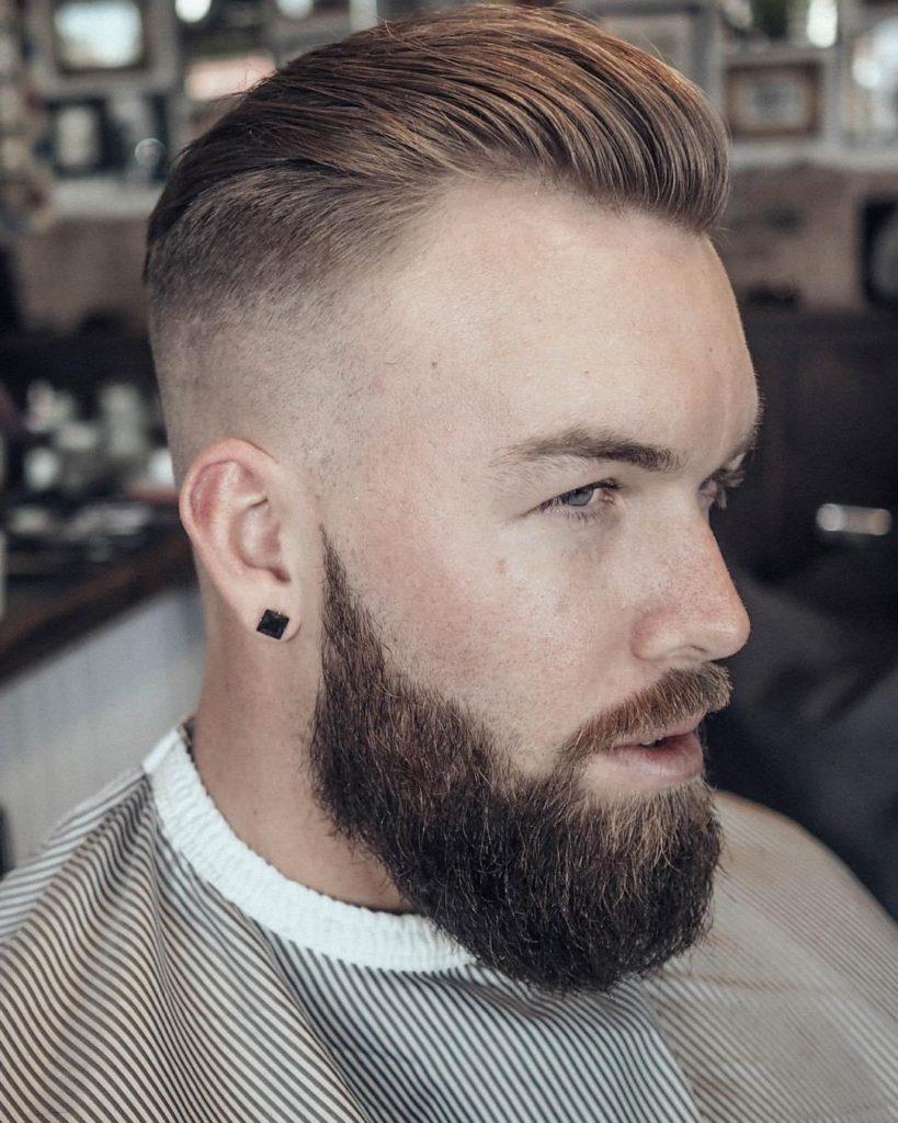 Herren Frisuren Nach Hinten
