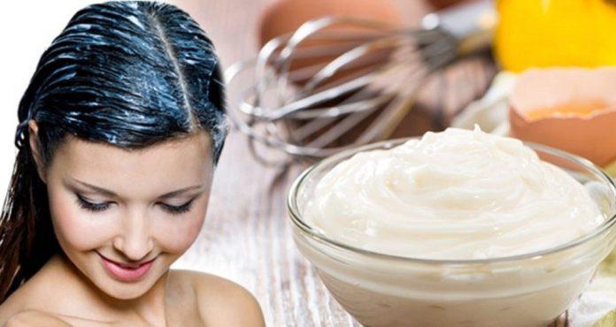 Egg White Mask for Hair