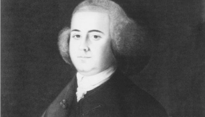 Fiatal John Adams