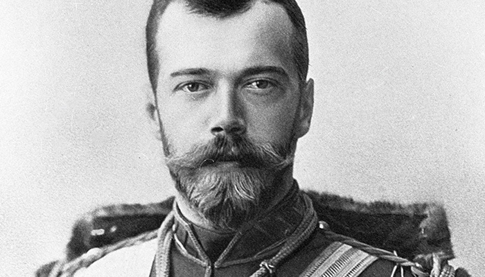 Nicolas II, Tsar of Russia