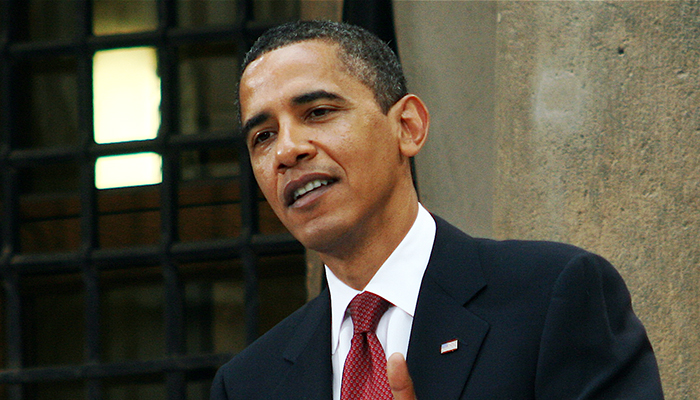 Barack Obama is hot. Sorry, GOP!