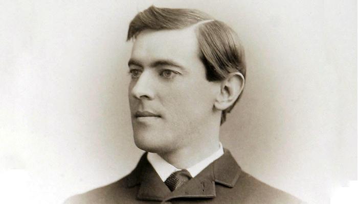 Fiatal Woodrow Wilson