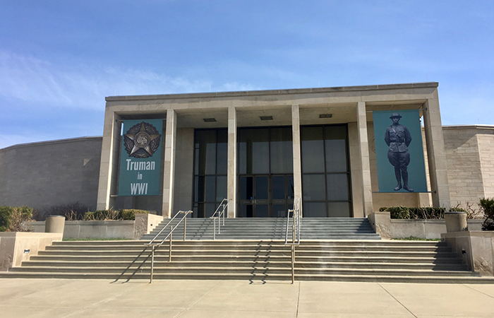 The Harry S. Truman Presidential Library and Museum
