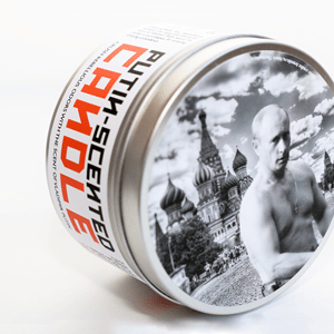 Putin-Scented Candle