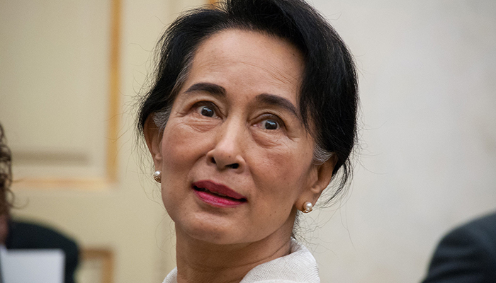 Aung San Suu Kyi, State Counsellor of Myanmar