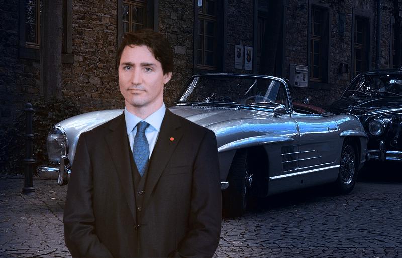 Justin Trudeau fan fiction