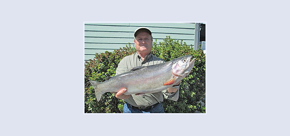 2012 record trout