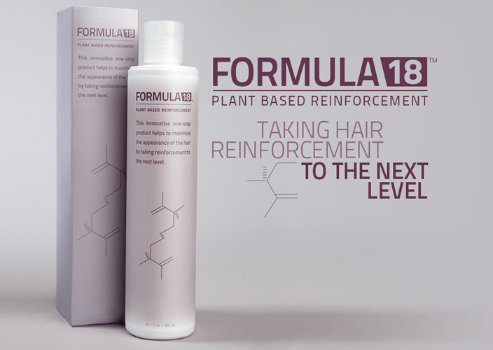 FORMULA 18™ HAIR REPAIR TREATMENT