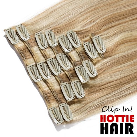 Clip In Hair Extensions at Hottie Hair Store Near Me