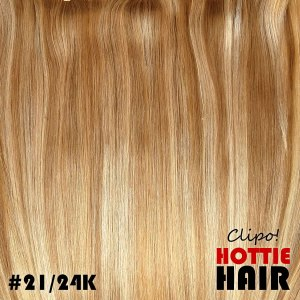 Clipo-Hair-Extensions-Swatch-21-24K-halo-clip-in