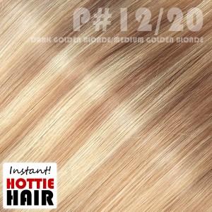 Halo-Hair-Extensions-Swatch-Dark-Golden-Blonde-Medium-Golden-Blonde-Mix-P-12-20