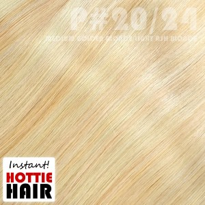 Halo-Hair-Extensions-Swatch-Medium-Golden-Blonde-Golden-Ash-Blonde-Mix-P-20-24