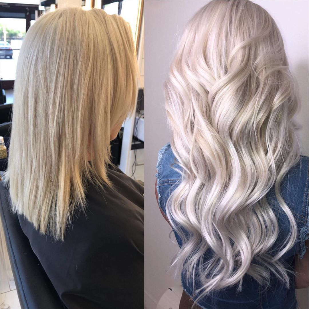 Tape In Hair Extensions Las Vegas Before After 04
