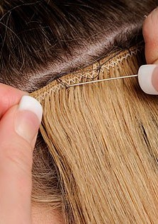 sew in hair extensions not recommended for thin hair