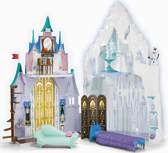 Disney Frozen Castle review
