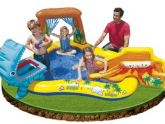 Intex Dinosaur Inflatable Play Center