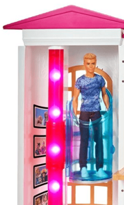 barbie wifi dream house