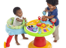 bright starts around we go 3 in 1 activity center zippity zoo review